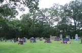 Photo of Norwegian Grove Lutheran Cemetery.